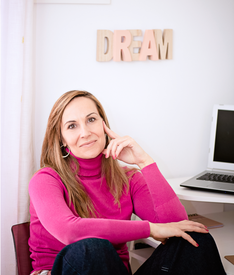 Malamadre y Emprendedora: Ésta es mi historia