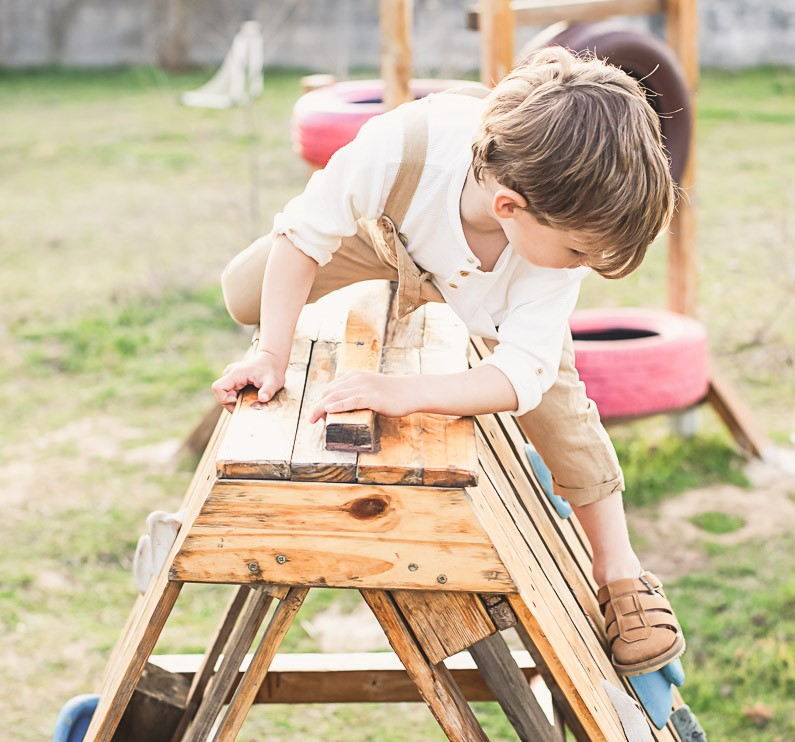 La importancia del movimiento, juego y psicomotricidad en la Infancia