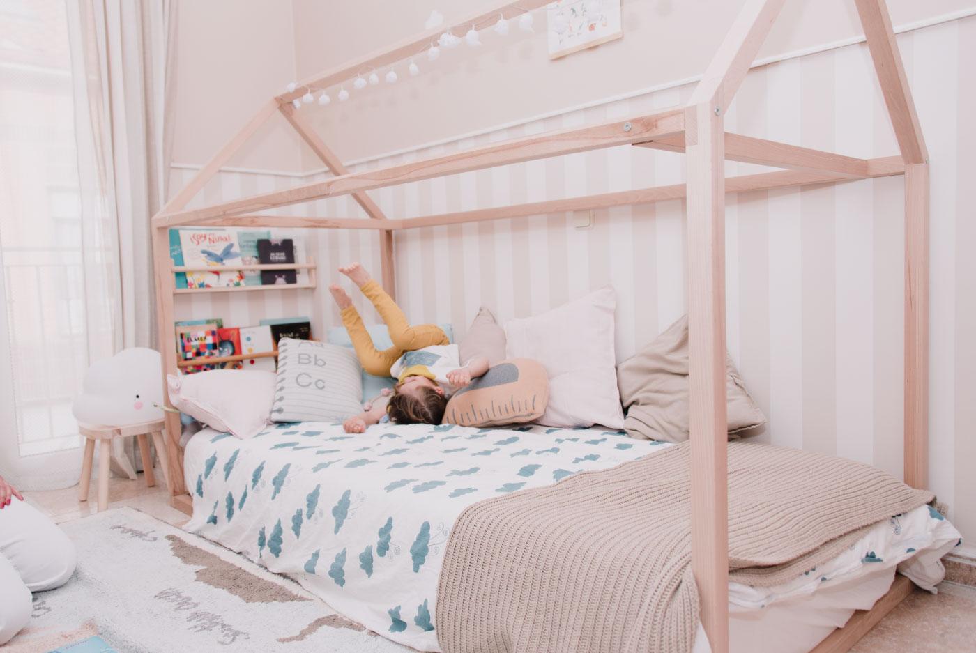 Habitación Montessori – Ambiente Preparado