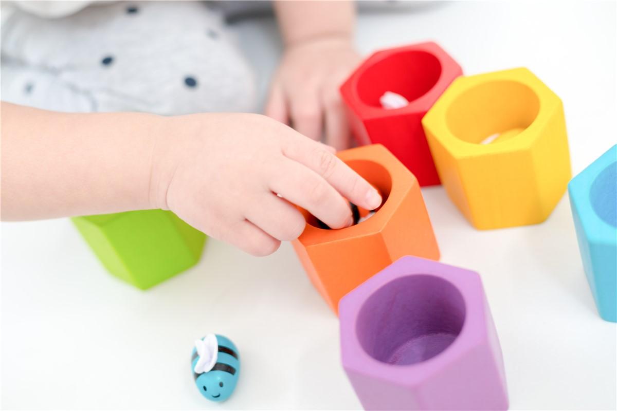Lista Juguetes Montessori Friendly 18-24 meses