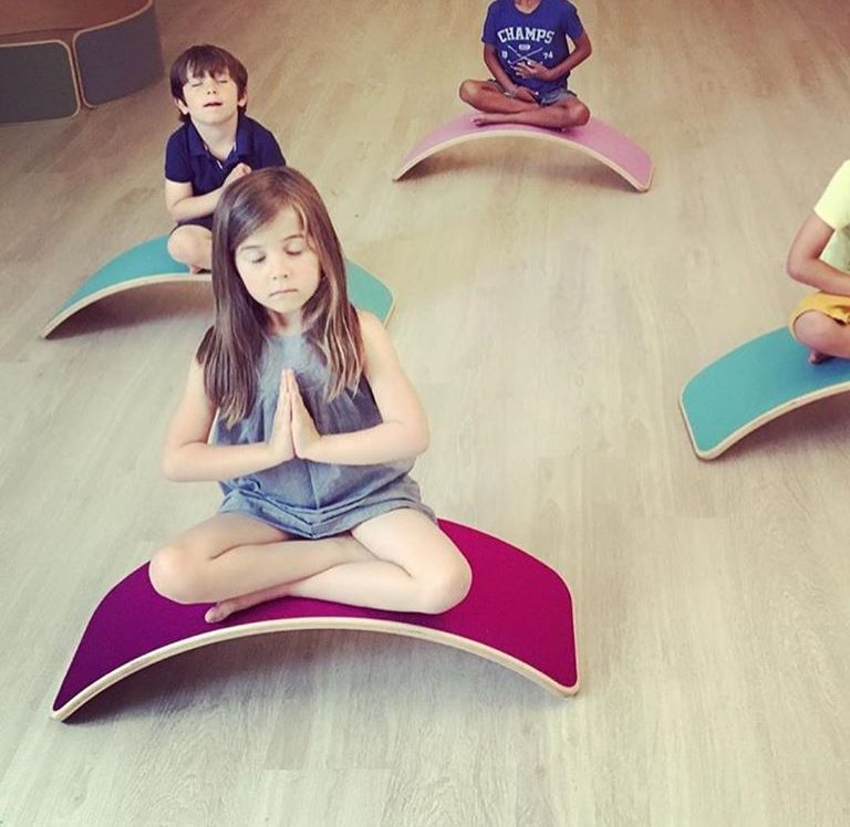 Mindfulness para niños/as