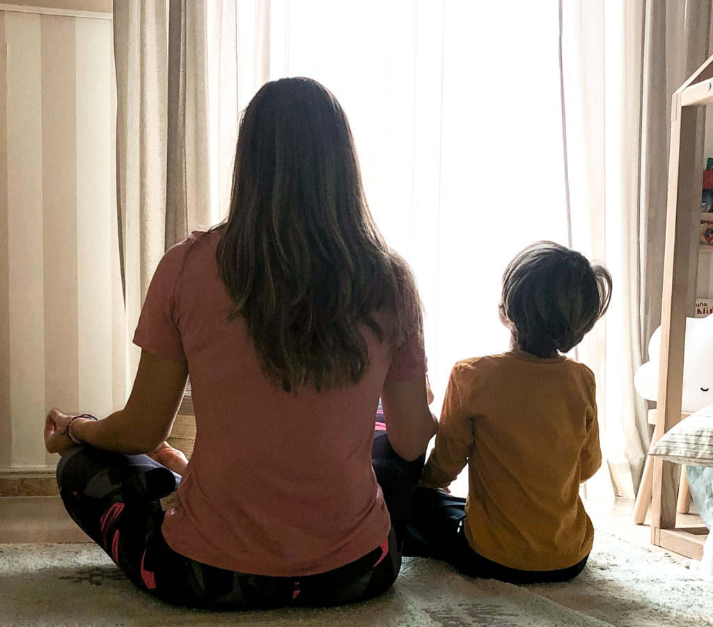 Mindfulness para niños/as: beneficios y practicas