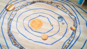 Educación Cósmica Montessori