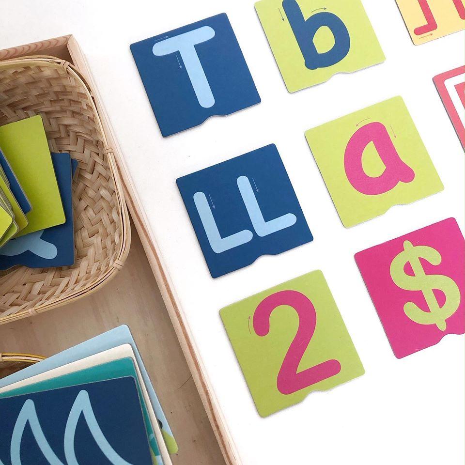 Lenguaje: Aprender Jugando en casa con niños/as