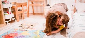 Psicología ¿Cómo afrontar el aislamiento con niños?