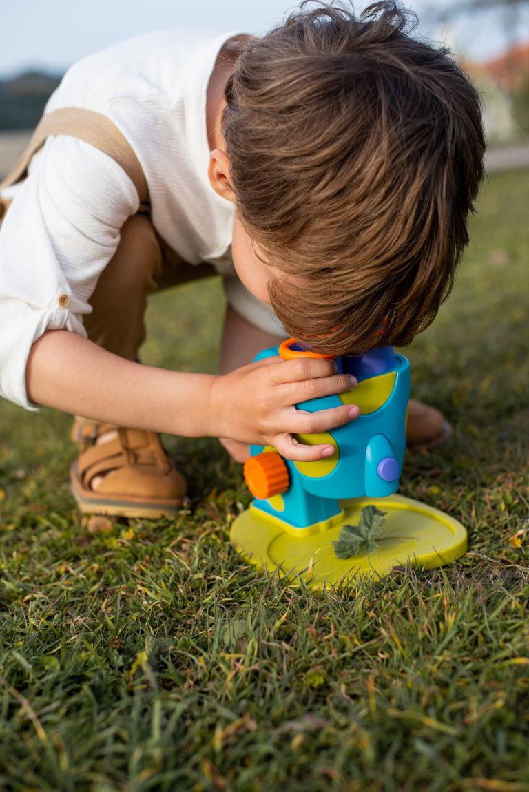 Estimular a los/as niños/as a cuidar el medio ambiente