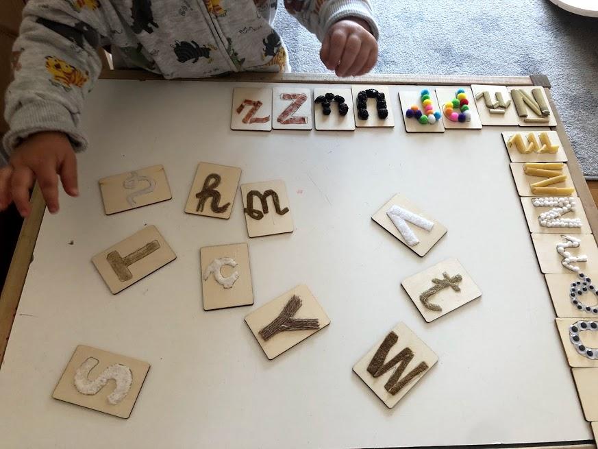 Lectoescritura y Desarrollo Lógico matemático