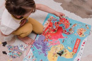 Proyecto Montessori: Descubriendo el Mundo